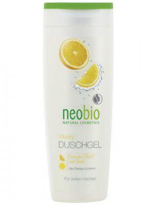 Neobio Duschgel Vitality Bio-Orange & Bio-Limone 250ml